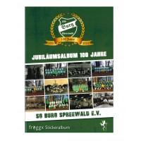 Sammelalbum der SG Burg (Spreewald) e.V.