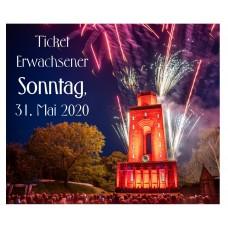 Spreewälder Sagennacht Sonntag, 31.05.2020 - Erwachsener