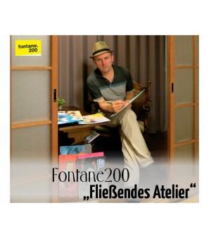 Fontane200: Fließendes Atelier 07.09.2019 mit Kahnfahrt