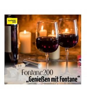Fontane200: Genießen mit Fontane 16.03.2019