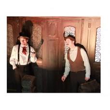 Burger Kunstgenuss: Holmes & Watson, 08.08.2020
