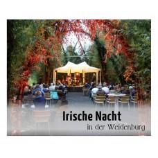 Burger Kunstgenuss: Irische Nacht - 29.06.2019