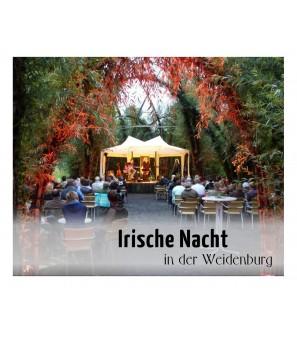 Burger Kunstgenuss: Irische Nacht - 26.06.2021