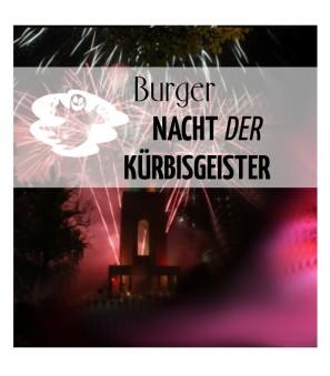 Burger Nacht der Kürbisgeister - 06.10.2018
