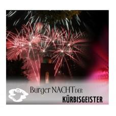 Burger Nacht der Kürbisgeister - 05.10.2019