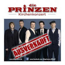 Die Prinzen - Kirchenkonzert am 11.09.2019 - AUSVERKAUFT