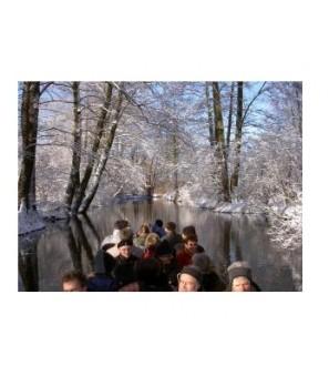 Valentins-Kuschel-Kahnfahrt 14.-17.02.2019