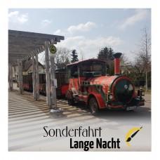"""Sonderfahrt Rumpelguste  """"Lange Nacht"""" - Ticket Erwachsener"""