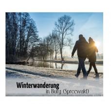 Winterwanderung in Burg (Spreewald)