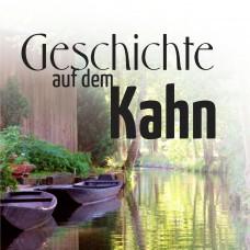 Geschichte auf dem Kahn: Mina Witkojc 23.06.18