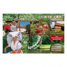 DVD - Lebendige Postkarte Spreewald