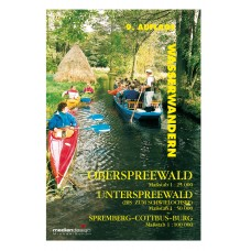 Wasserwanderkarte Ober- und Unterspreewald