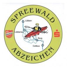 Spreewaldabzeichen für Paddler
