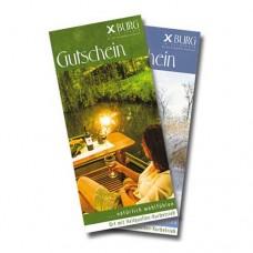Wertgutschein 50,00 Euro für Pauschalarrangements der Touristinformation Burg (Spreewald)