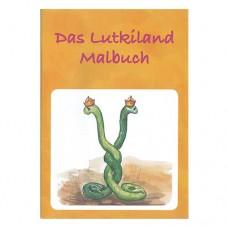 Das Lutkiland Malbuch