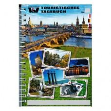 Touristisches Tagebuch - Wander Book
