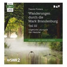 Hörbuch Wanderungen durch die Mark Brandenburg Teil III Spreeland
